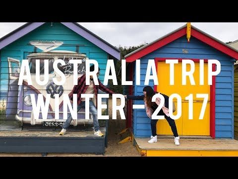 Sydney & Melbourne Australia Travel VLOG