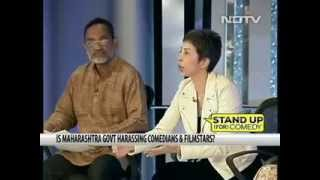 Joseph Dias - NDTV - We the People - Stand Up For Comedy Do Indians Lack a Sense of Humour