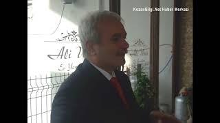 Saadet Partisi Kozan Belediye Başkan Adayı Kazım Özgan Basınla Kahvaltıda Buluştu