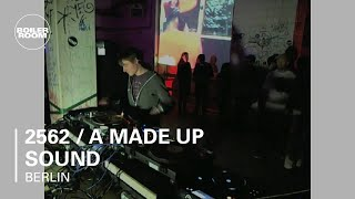 2562 / A Made Up Sound 60 min Boiler Room Berlin DJ Set
