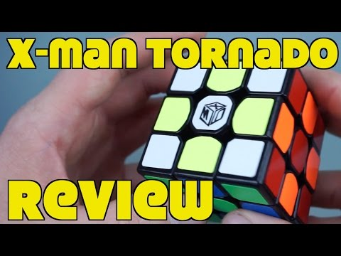 X Man Tornado Review | thecubicle.us