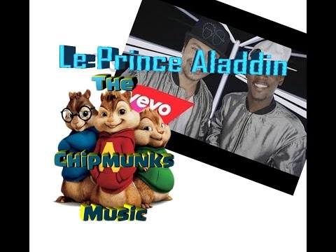 Le Prince Aladdin - The Chipmunks Musik (Black M)