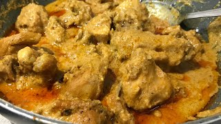 Nawabi chicken curry recipe/chicken cooked in rich gravy