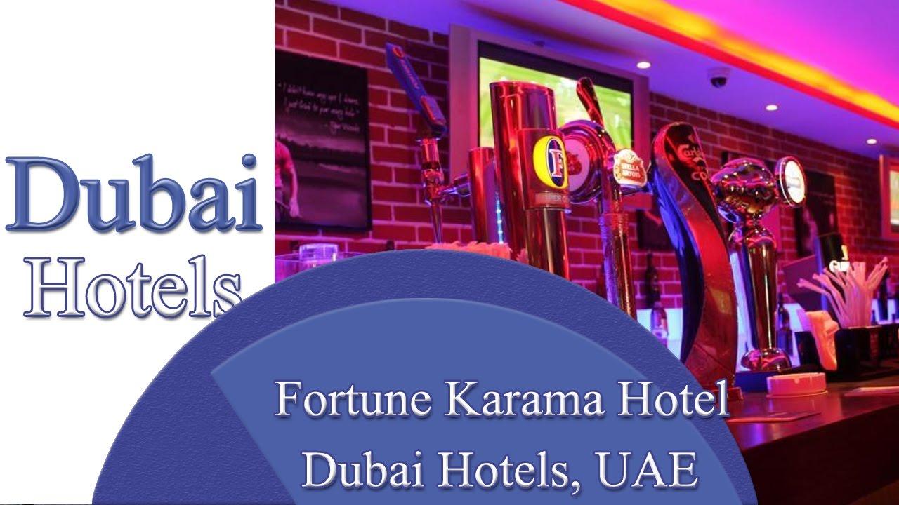 Fortune Karama Hotel Dubai Hotels Uae