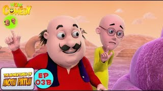 Antriksh Yatra - Motu Patlu in Hindi -  3D Animated cartoon series for kids  - As on Nickelodeon