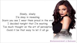 cher lloyd - human (lyrics)