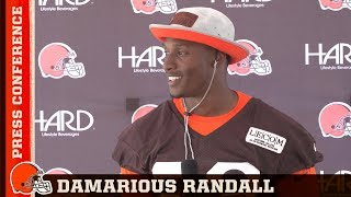 Damarious Randall: I consider myself a corner/safety/slot/nickel | Cleveland Browns