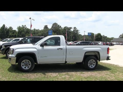 Here S A 2017 Gmc Sierra Work Truck Review For Marchant Chevy June 2018