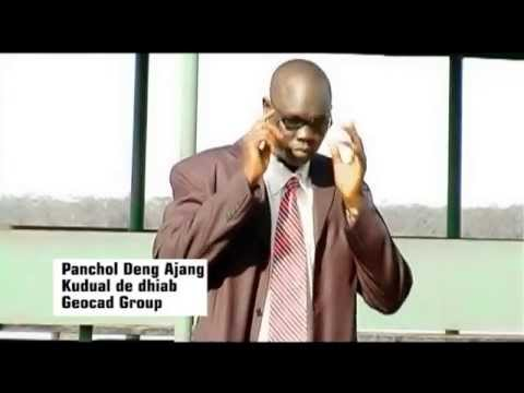 Singer Panchol Deng Ajang