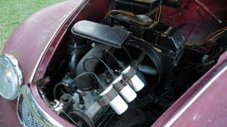 "Encontro de carros antigos "" DKW "" Poços de Caldas, agosto 2013"