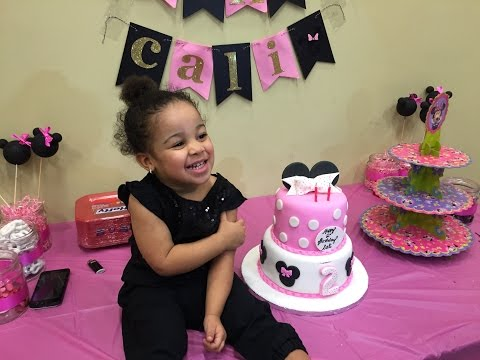Cali's 2nd BIRTHDAY!!!