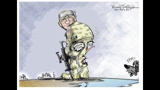 ЕДА в Афганистане АРМИИ USA - Сколько ДНЕЙ солдат не ХОДИТ в ТУАЛЕТ