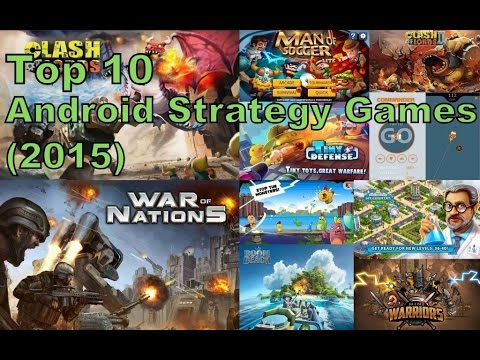 Top 10 Best Android Strategy Games 2015