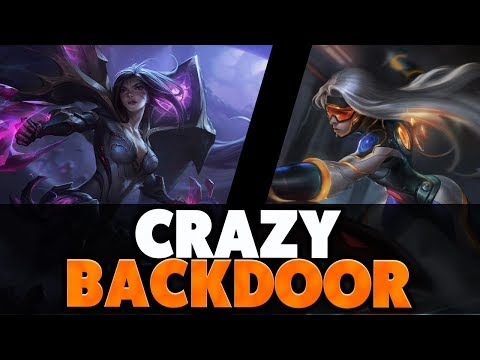 C9 Sneaky | CRAZY BACKDOOR