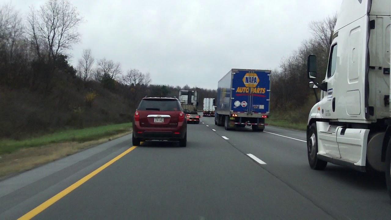 I 80 Auto Parts >> Keystone Shortway Interstate 80 Exits 111 To 123 Eastbound