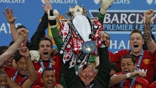 "Manchester United 2012-2013 Season Review ""King Of Comebacks"""