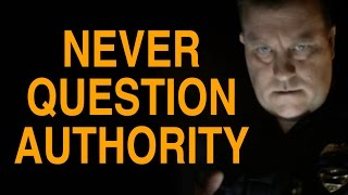 Questioning Police Authority