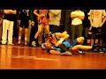 Boy Pins Girl: High School Wrestling