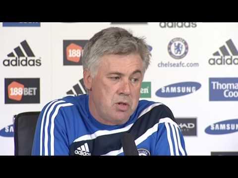 Carlo Ancelotti on the threat of Arsenal