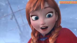 Frozen Movie   Learn Colors With Frozen Elsa & Ana Best Moment