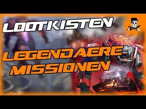 Anthem: Neue Inhalte! - Legendäre Missionen + Lootkisten + News Der Tage | Anthem News Deutsch