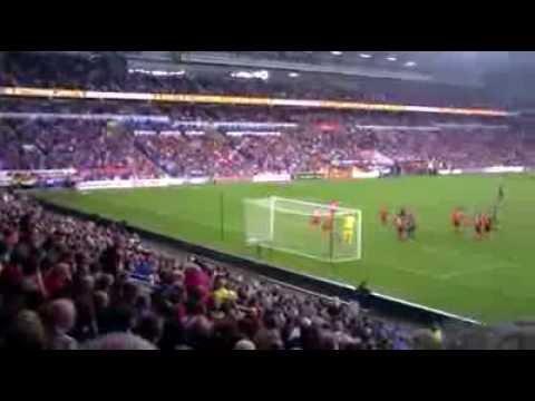 Cardiff 0-1 Tottenham Paulinho (Stadium Cam-22.Sep.2013)