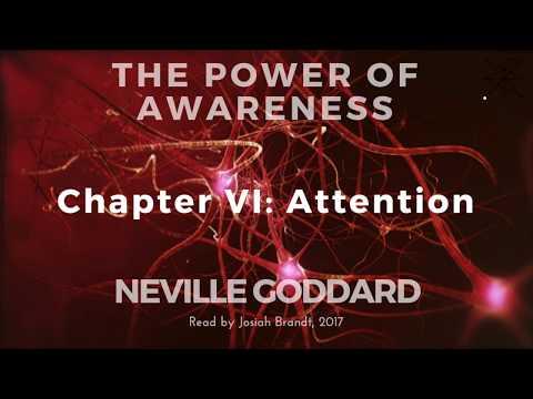 Neville Goddard: Attention [Book Excerpt]