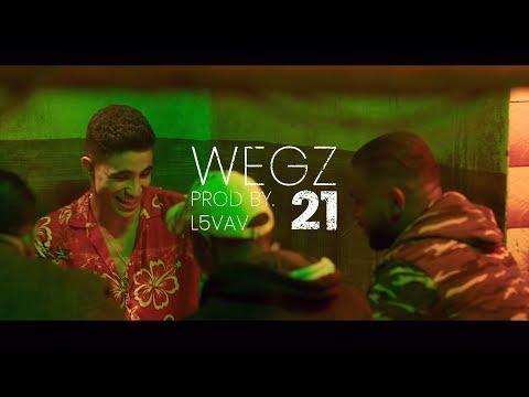 Wegz - 21   ويجز - واحد وعشرين (Official music Video) prod.L5vav