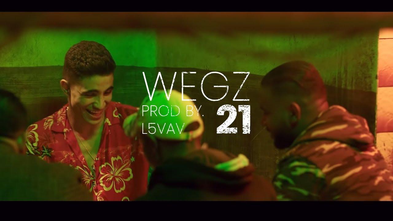 Download Wegz - 21 | ويجز - واحد وعشرين (Official music Video) prod.L5vav