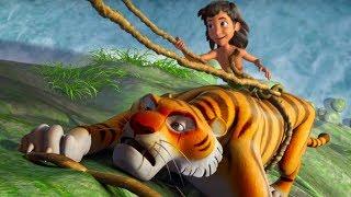 Маугли - Книга Джунглей - Спасти тигра