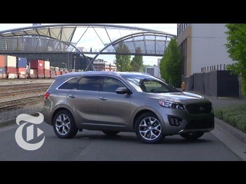 2016 Kia Sorento SX Limited | Driven: Car Reviews | The New York Times