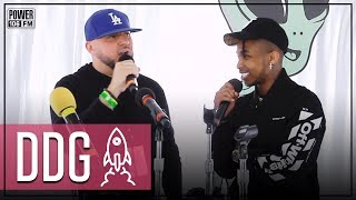 DDG Talks Dream Collab w/ Drake & Teases Upcoming Album