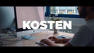 So kalkuliere ich KOSTEN für Videos! - Filmmaking Business #3