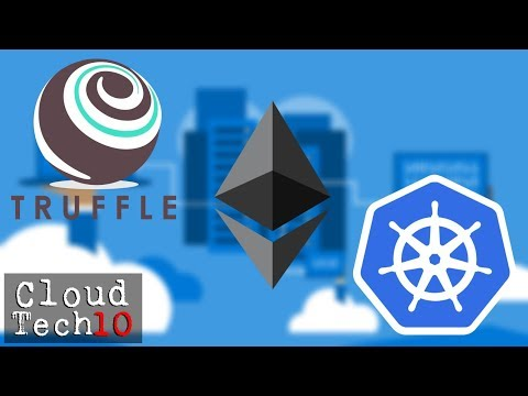 Cloud Tech 10 - 6th November 2017 - Truffle, ERC-20 Tokens, AKS for Kubernetes and more!