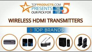 Best Wireless HDMI Transmitter Reviews 2017 – How to Choose the Best Wireless HDMI Transmitter
