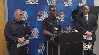 Dallas Police Department Forms Response Team After 41 Homicides In May