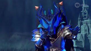 "Dragon sings ""Roar"" by Katy Perry | THE MASKED SINGER AUSTRALIA | SEASON 1"