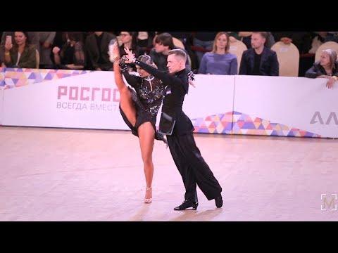 Artem Efanin - Anna Dergunova | Russian Championship Latin 2018 - QF PD