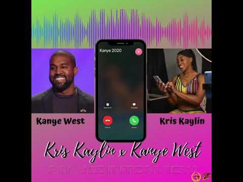 Kris Kaylin interviews Kanye West about YE2020