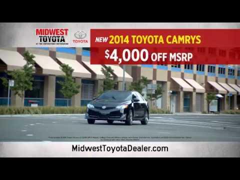 Toyota Dealers In Kansas >> Midwest Superstore Toyota Hutchinson Ks 67502 620 662 6631 Toyota Dealer Serving Wichita