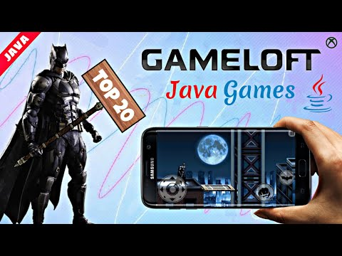 Top Gameloft Java Game Download For Android In J2ME Loader With Perfect Settings By Gaming Tech