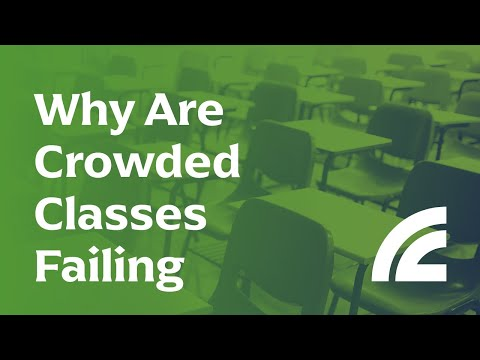 Why Are Crowded Classes Failing | Clovis Christian Schools