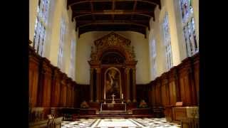 Never Weather Beaten Sail - Songs Of Farewell (Hubert Parry) - Trinity College Cambridge