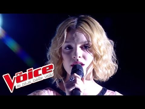 Hélène « Castle in the Snow » (The Avener & Kadebostany) | The Voice France 2017 | Live