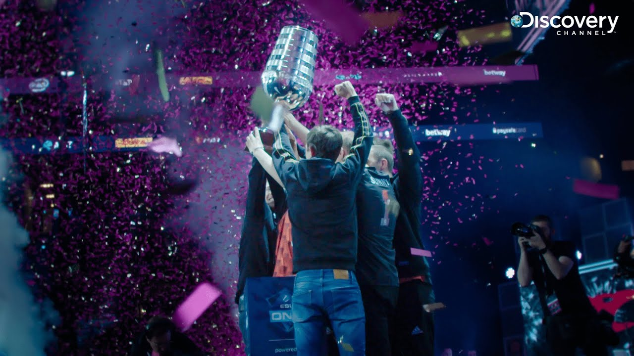 Discovery – Esports : The Rise of The New King (Full Version) ∣ MSI