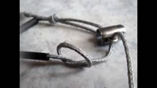 видео: привязка гарпуна.avi
