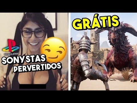 SONYSTAS PERVERTIDOS NO FAP FAP! VEJA ISSO! / JOGO GRÁTIS COMPLETO!