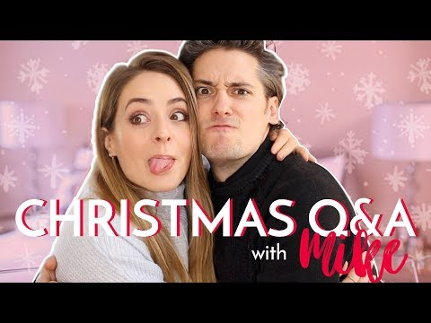 Christmas Q&A with MIKE! | Fleur De Force