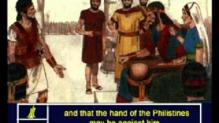 1Samuel - 18 English Picture Bible