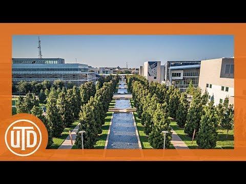 A New View Of Life At UT Dallas